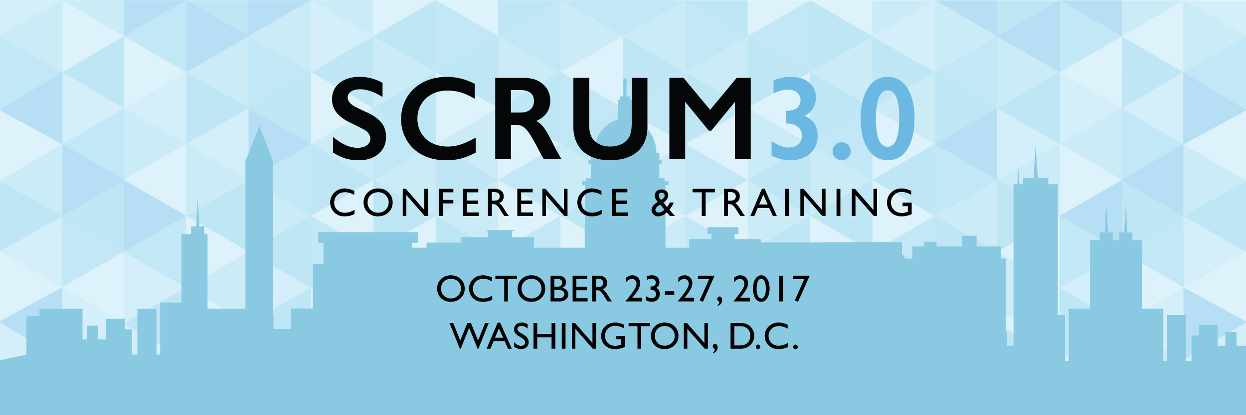 Scrum 3.0 Conference October 2017